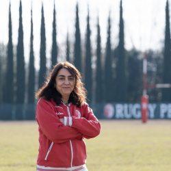 U18 - Stefania Pierini Dir. Accompagnatore