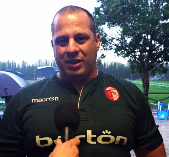 Barton Perugia vs Romagna 26-20 – Paolo Macchioni
