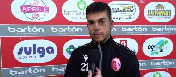 Barton Perugia vs Mobility Pro Pesaro 3-7 – Giulio Battistacci