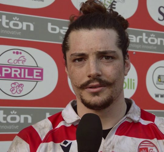 Barton Perugia vs Cavalieri Union 23-17 – Lorenzo Crotti